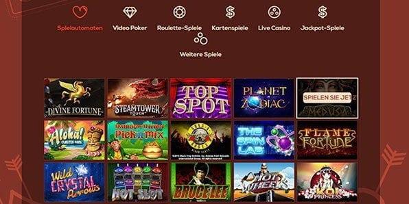 Queen Vegas Casino Angebote