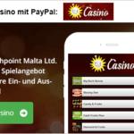Bei Merkur Online Casino mit PayPal deine Ein- und Auszahlung machen