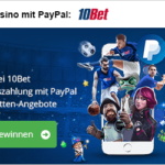 Um mit Echtgeld in Online Casinos zu spielen kommt man an PayPal kaum noch vorbei