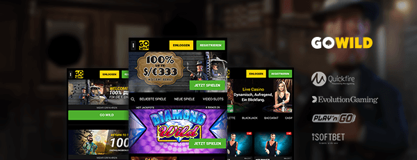 GoWild Casino Mobil
