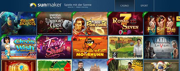 sunmaker-casino-spiele