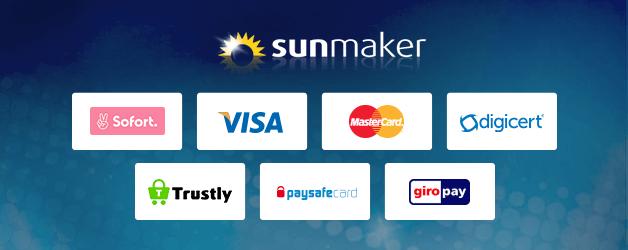 sunmaker-casino-zahlungsmethoden