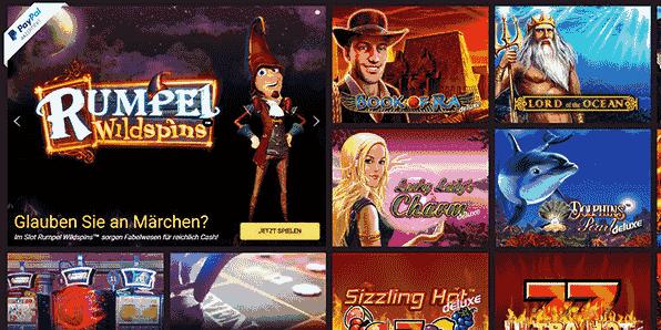 Supergaminator Spiele Angebot