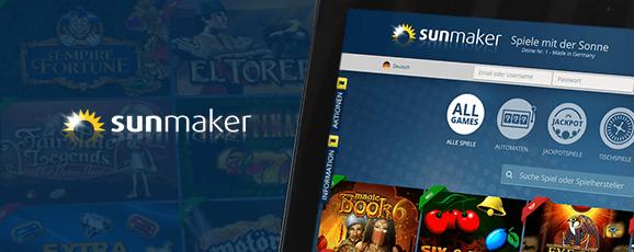Bally Wulff Spiele Sunmaker