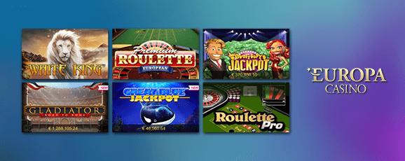 Europa Casino Bonus Spiele