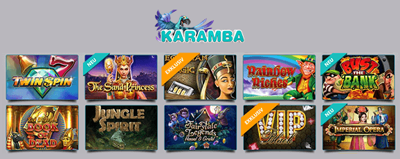 Karamba Spiele