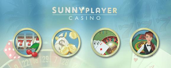 Sunnyplayer Casino Spiele