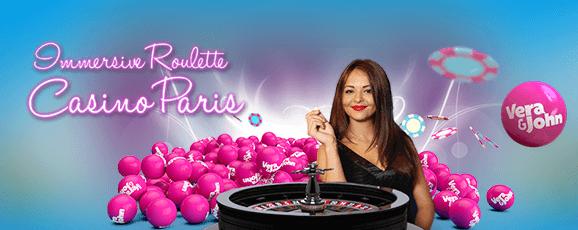 Vera John Casino Livespiele