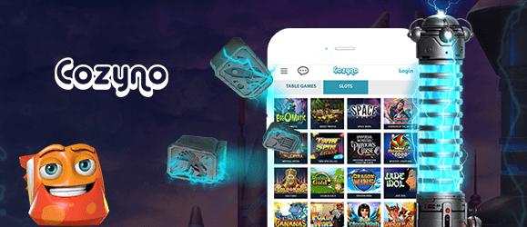 Cozyno Casino App