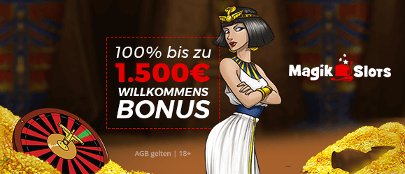 Magikslots Casino Bonus