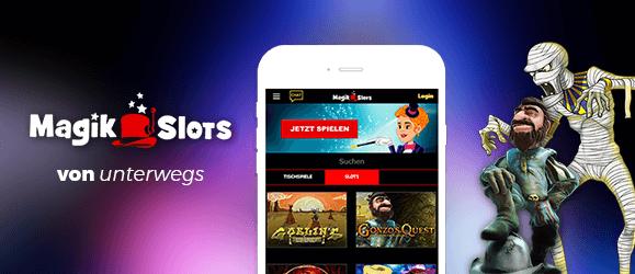 MagikSlots Casino App