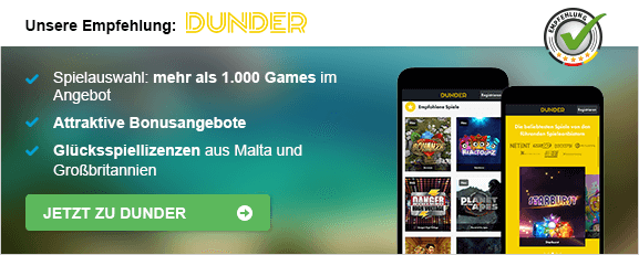 Serioes.org Empfehlung: Dunder Casino