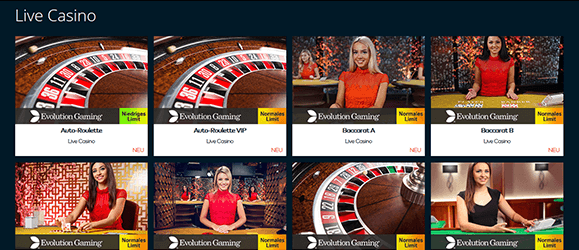 Fun Casino Livecasino