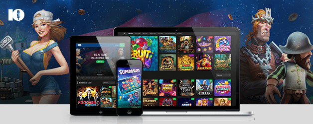 10Bet Casino Mobile
