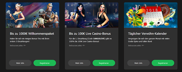 10Bet Casino Promotion