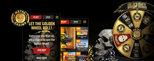 Metal Casino App