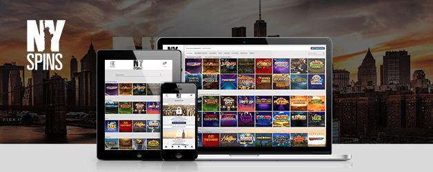 NYspins Casino App
