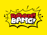 Boom Bang Casino Logo