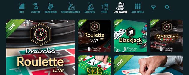 Ikibu Casino Live Spiele
