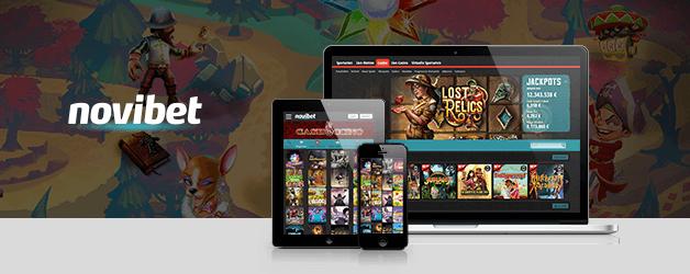 Novibet Casino App