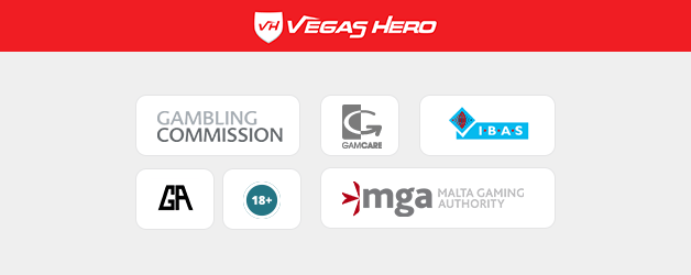 Vegas Hero Casino Lizenz
