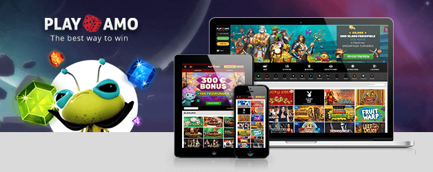 PlayAmo Casino Angebot
