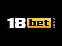 18bet Casino Logo