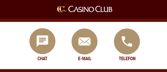 CasinoClub Support
