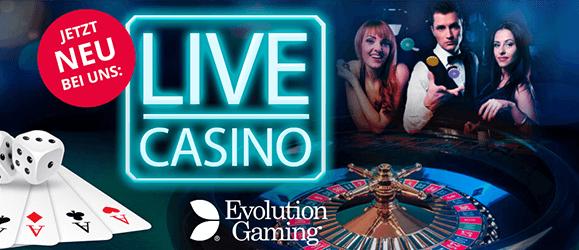 Platin Casino Live Casino