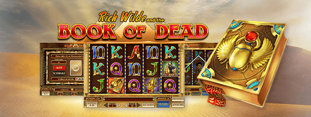 Book Of Dead Casino