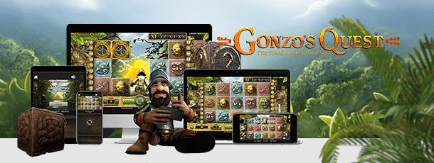 Gonzos Quest Content