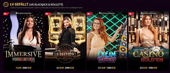 LV BET Casino Live Casino