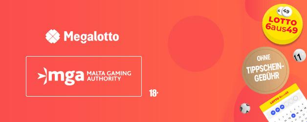 Megalotto Casino Lizenz