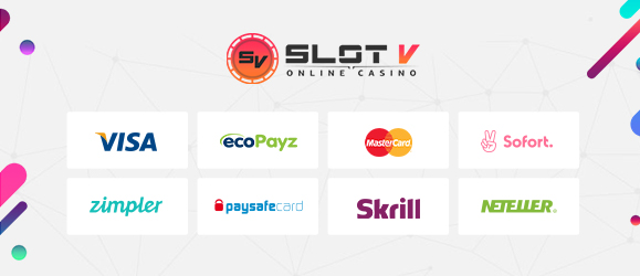 SlotV Zahlungen