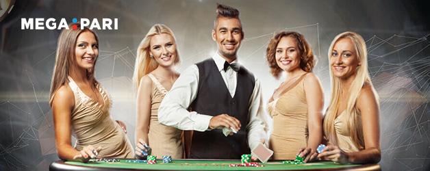 Megapari Casino Livecasino