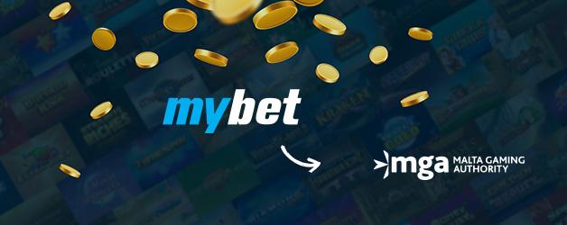 mybet Casino Lizenz