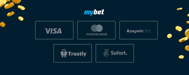 mybet Casino Zahlungen