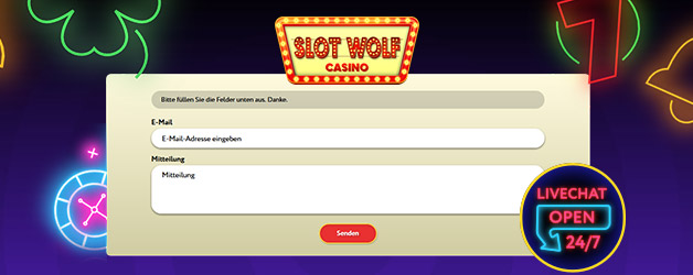 Slotwolf Casino Erfahrungsbericht