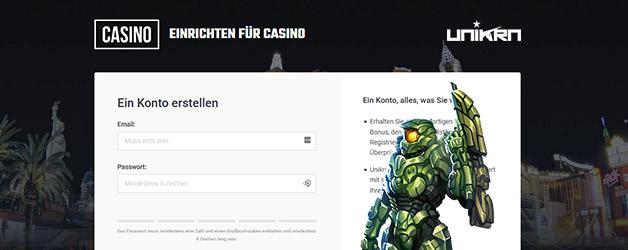 UNIKRN Casino Vorschau
