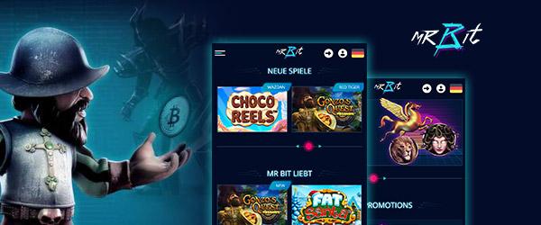 Mr Bit Casino App