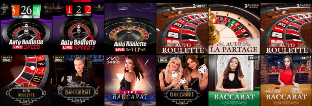 Bitkingz Live Casino