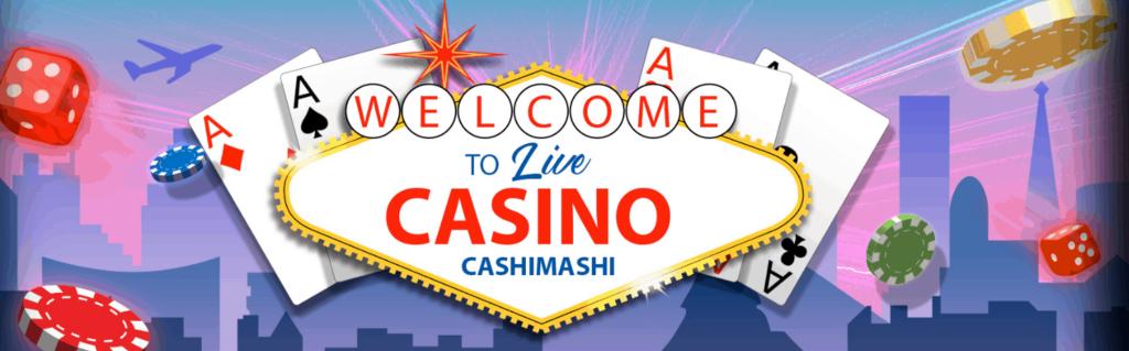 CashiMashi Live Casino