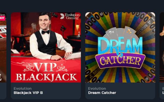 GSlot Casino Angebot