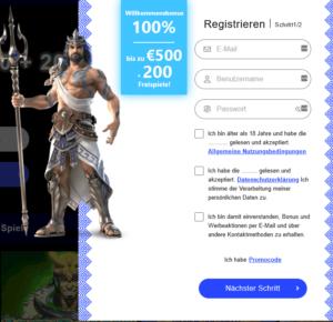 Librabet Casino Registrierung