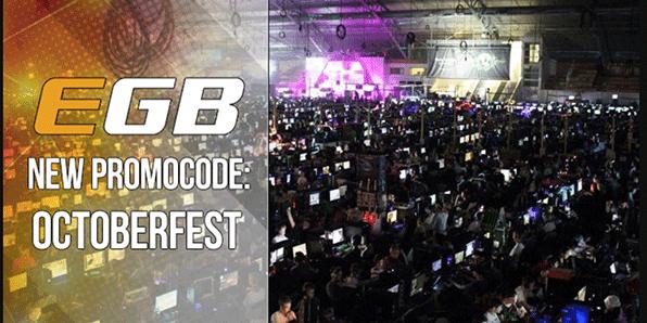 EGB Esport Bonus Code