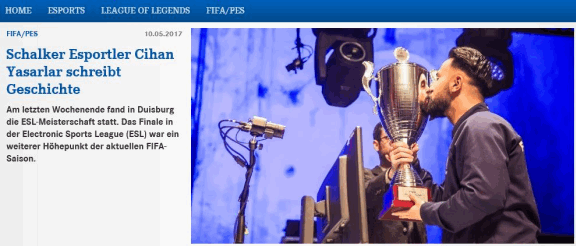 Schalke 04 Esport News
