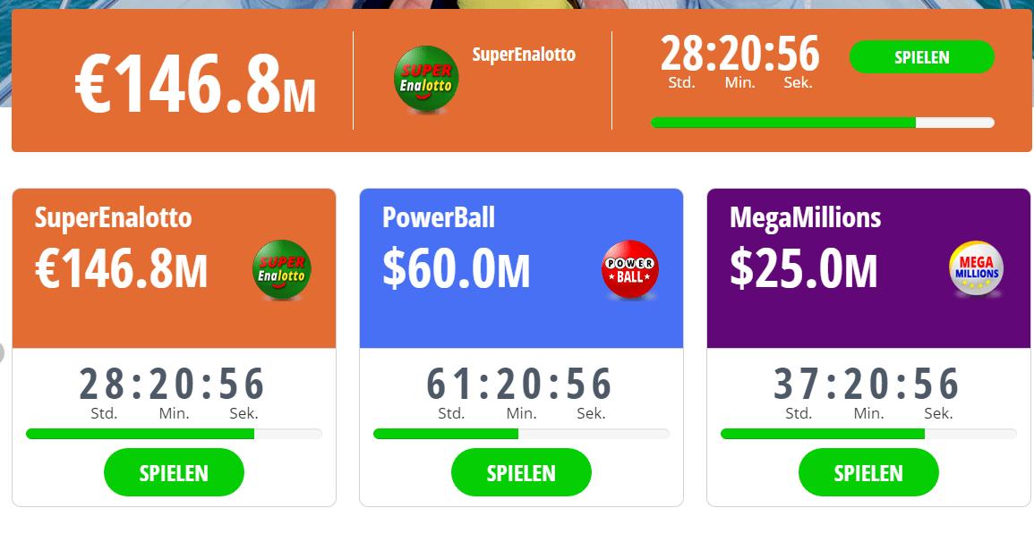 Jackpot.com Lotto seriös