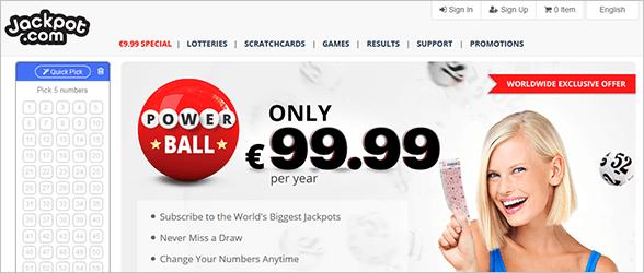 Jackpot.com Aktion