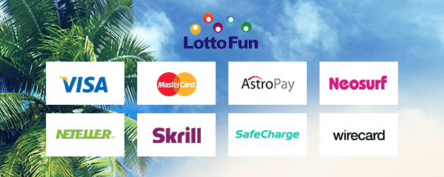 Lottofun Zahlungsmethoden