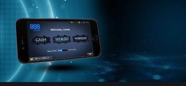 Die Poker Mobile Apps von 888 Poker